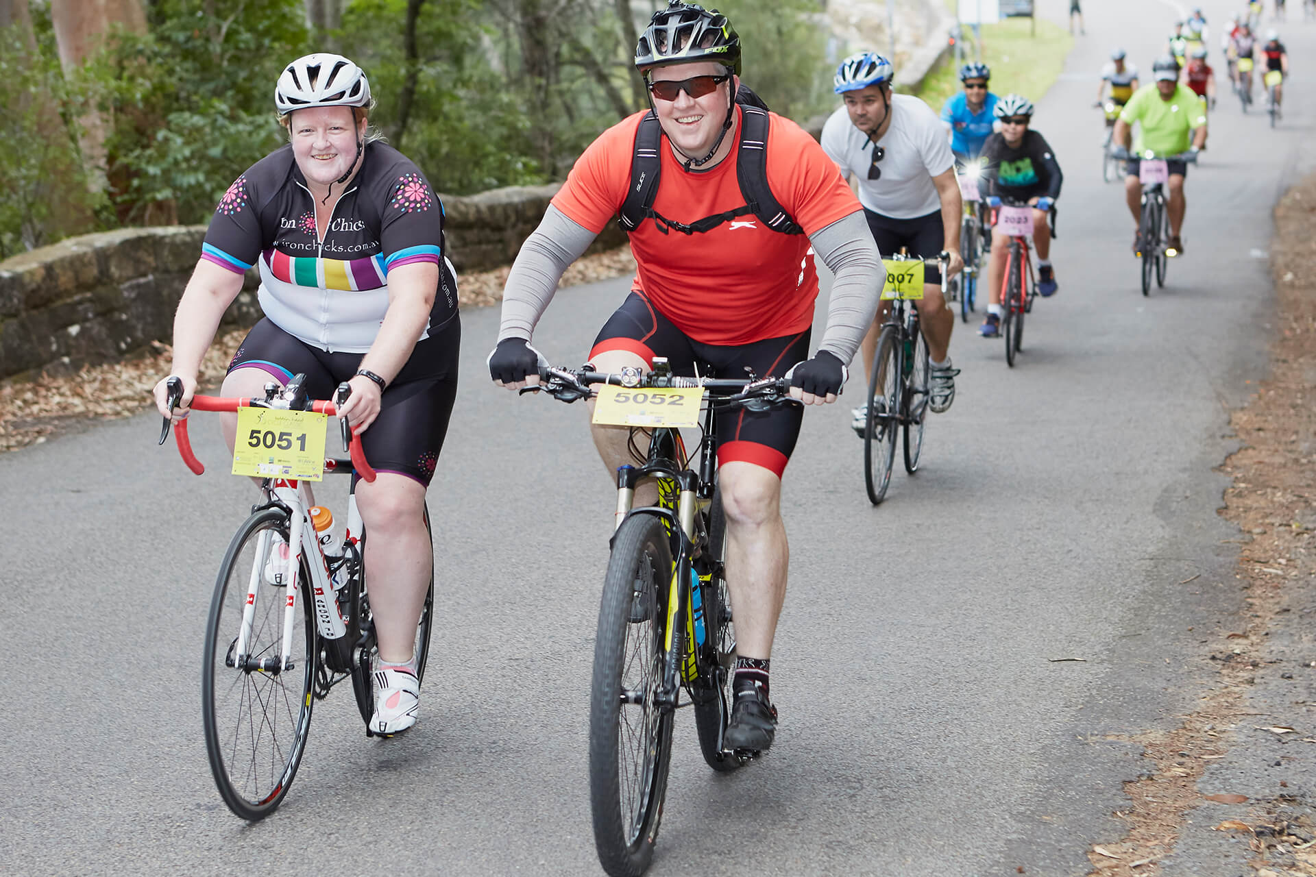 how to organise a charity cycle ride